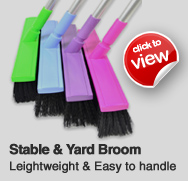 stable and yard broom featured product image and link
